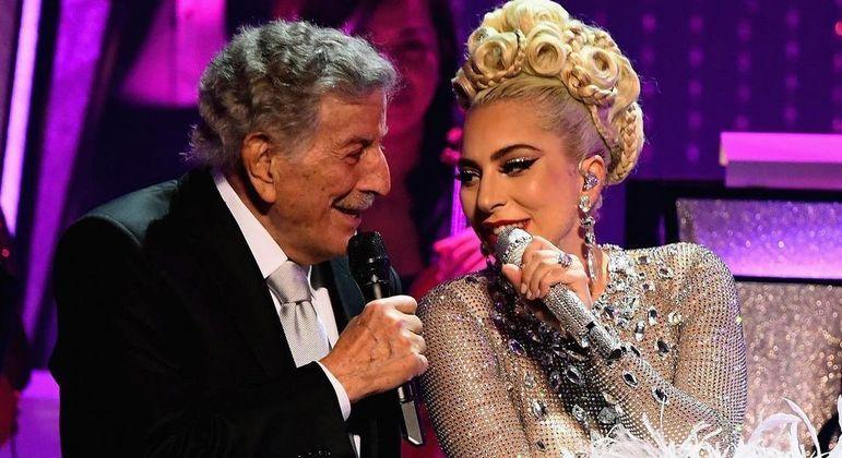 Lady Gaga libera 1ª faixa de novo álbum com Tony Bennett