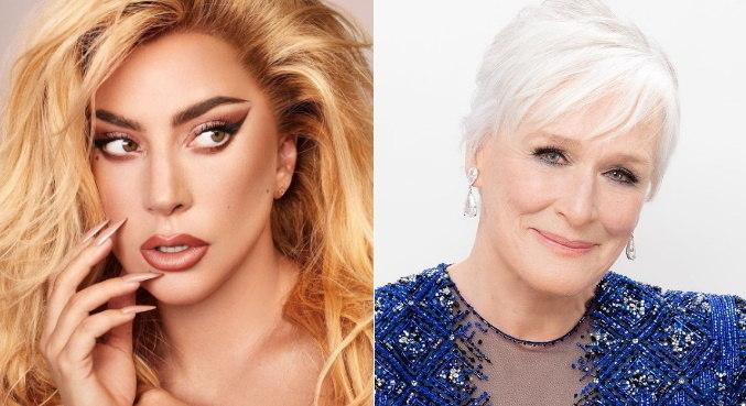 Lady Gaga e Glenn Close estão entre os convidados do programa de Oprah e Harry