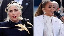 Internet se arrepia com Gaga e J.Lo na posse de Joe Biden nos EUA