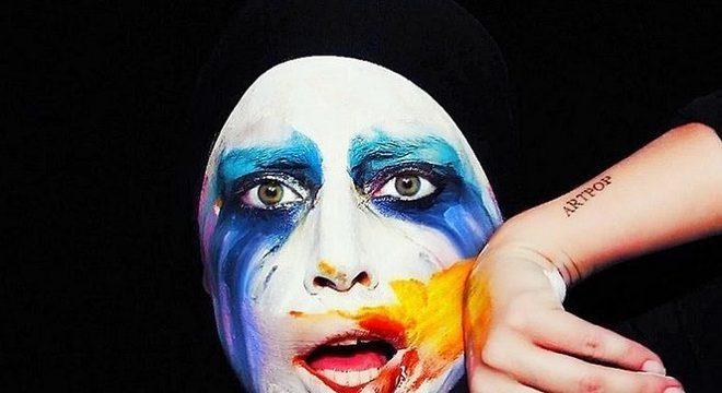 Lady Gaga na era Artpop