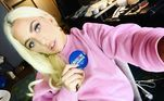 A cantora Lady Gaga, uma das maiores apoiadoras públicas de Biden durante toda a campanha, vai cantar o hino nacional no evento