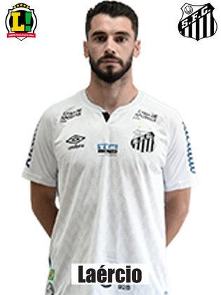 Laércio – 4,0 – Levou um cartão amarelo em falta desnecessária no meio-campo, tomou bola nas costas e fez pênalti em Matheus Babi no gol do Botafogo. Lento demais.