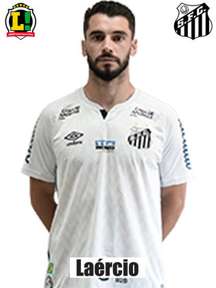 Laércio - 6,5 - Entrou na metade do segundo tempo e apareceu na área para testar firme e fazer o quarto gol do Santos.