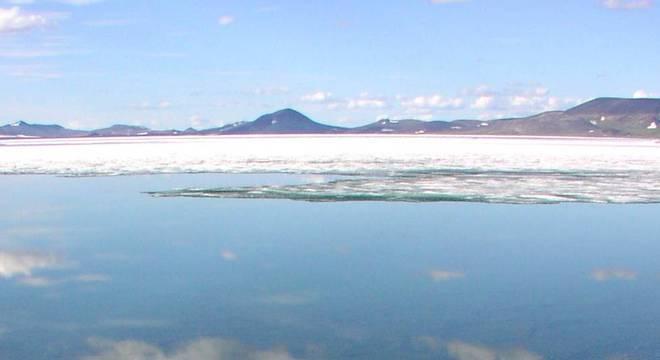 Um dia mais quente no Ártico pode dissipar o frio e gera ondas de temperaturas baixas na Europa e América do Norte