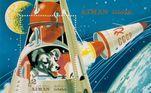 Não era lá muito tempo, já que em 4 de outubro o Sputinik 1 orbitara o planeta, iniciando a fase mais acirrada da corrida espacialLEIA MAIS:Pedido de casamento tem noivo na água e barco fora de controle