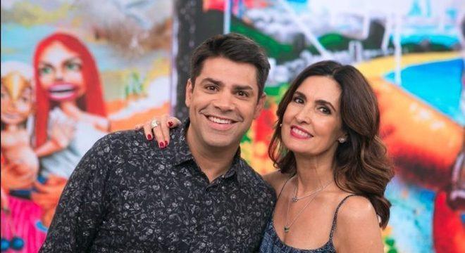 Lair estava com Fátima desde 2012