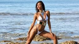 Lais Ribeiro posa sensual para a revista Sports Illustraded. Confira fotos (Elas no Tapete Vermelho)