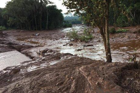 Rompimento de barragem gerou avalanche de lama em Brumadinho