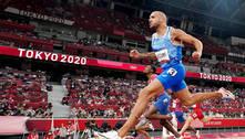 Italiano conquista medalha inédita nos 100 metros em Tóquio 2020