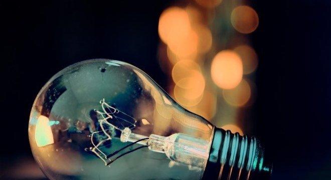 Não esqueça de apagar as lâmpadas ao deixar os cômodos