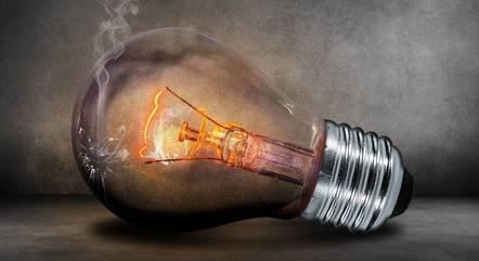 Lâmpadas incandescentes viraram peças de museu