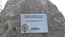 São Paulo inicia obras de construção do parque Bruno Covas