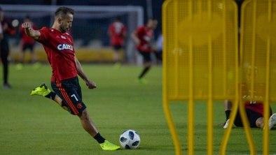 f718ffd5d9 Everton Ribeiro vê Cabofriense como boa preparação para a semi