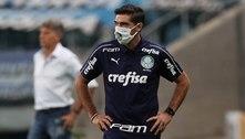 Abel Ferreira valoriza vitória do Palmeiras, porém alerta: 'Vantagem garante nada'