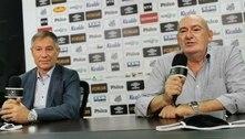 Ariel Holan é apresentado e diz que Santos será time protagonista