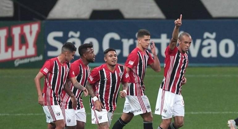 São Paulo enfrenta o 4 de Julho nesta terça-feira (1), às 21h30