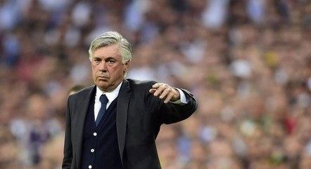 Contrato de Ancelotti é para três temporadas