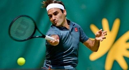 Federer está confirmado na Olimpíada