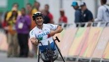 Um ano após acidente na Itália, Zanardi 'não consegue falar'
