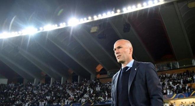 Zidane é o plano A do Manchester United