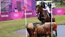 Cavalo sofre lesão durante prova dos Jogos de Tóquio e é sacrificado