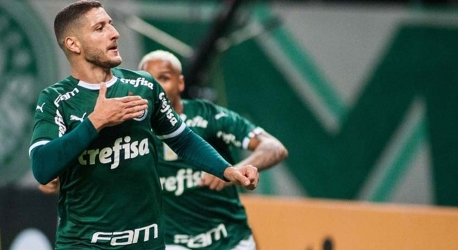 Em seis jogos na arena, Palmeiras venceu o Inter em cinco oportunidades