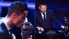 Messi x CR7: Internautas piram com sorteio da Liga dos Campeões