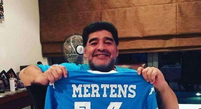 Maradona morreu na última quarta-feira, aos 60 anos