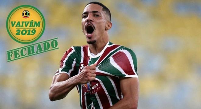 Lateral marcou seis gols em 36 jogos pelo Flu em 2018