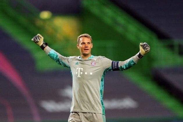 Bayern de Munique, de Manuel Neuer, vai em busca do tetracampeonato