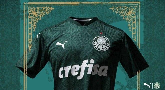 Nova camisa do Palmeiras agradou bastante aos torcedores