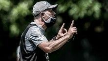 Holan diz que o Santos será ofensivo contra o San Lorenzo na Argentina