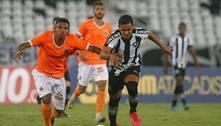 Botafogo e Nova Iguaçu empatam pela semifinal da Taça Rio
