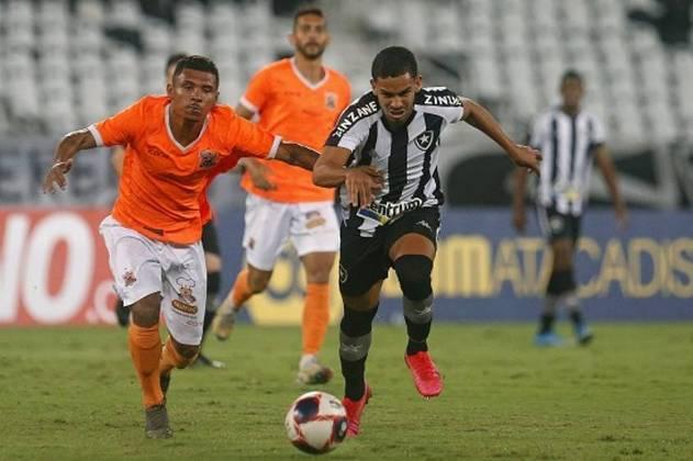 Botafogo e Nova Iguaçu empatam sem gols na primeira semifinal da Taça Rio