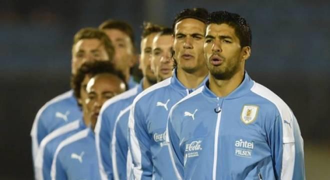 Uruguai divulga lista com 23 jogadores para a Copa do Mundo - Copa ... eed659066b53c