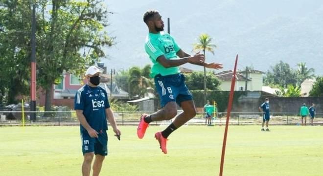 Flamengo já retornou às atividades no Ninho do Urubu