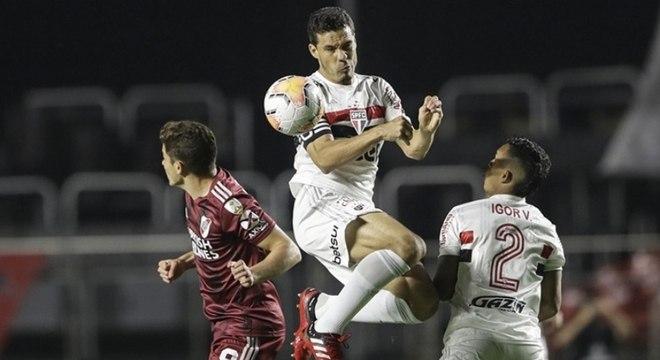 São Paulo soma nova eliminação, desta vez na fase de grupos, depois de 33 anos