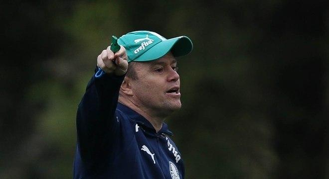 Andrey Lopes faz parte da comissão técnica fixa do Palmeiras