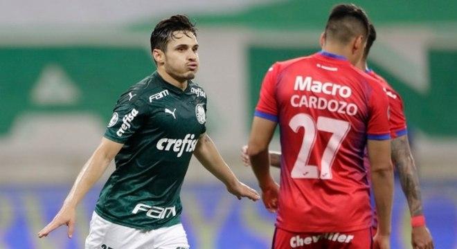 Palmeiras venceu os três jogos que fez pela Libertadores no Allianz em 2020