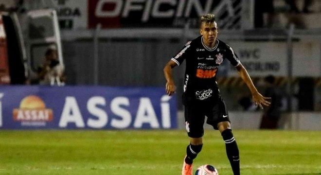 Cantillo está em alta com a torcida do Corinthians