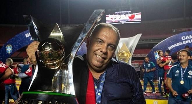 Braz revela necessidade de vender titular absoluto do Flamengo