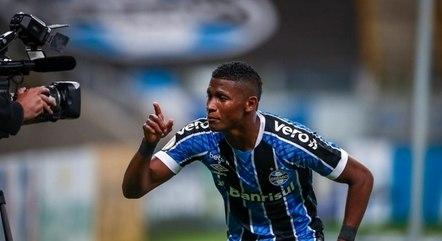 Orejuela jogou Brasileiro pelo Grêmio
