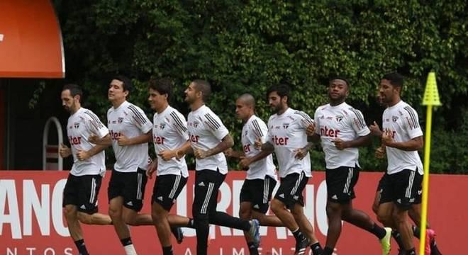 Jogadores do São Paulo terão seus salários diminuídos