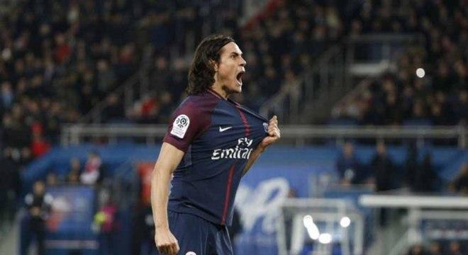 O atacante sonha em conquistar a Champions pelo PSG