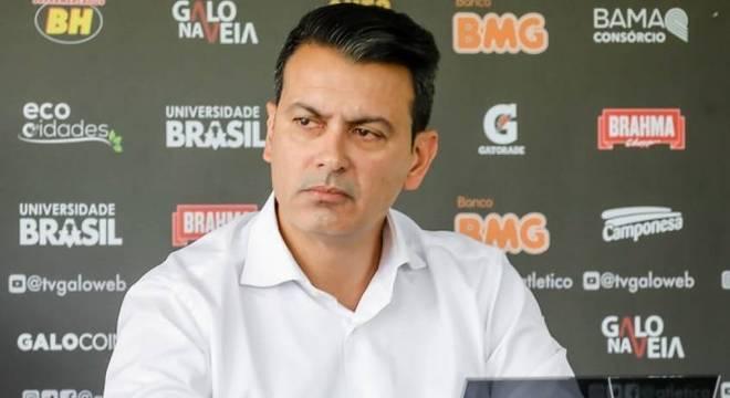 Diretoria do Atlético Mineiro extingue equipe de transição