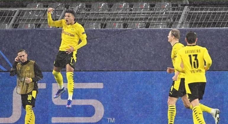 Dortmund diminui pedida por Sancho na janela de transferências