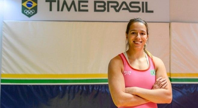 Giulia Penalber representará o Brasil no Pan de Lima