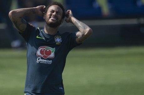 Neymar pode ver patrocinadores se afastar