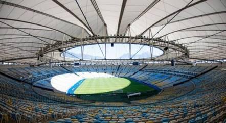 Maracanã só receberá a partida final