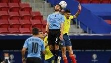 Copa América: Colômbia elimina Uruguai nos pênaltis e vai à semi